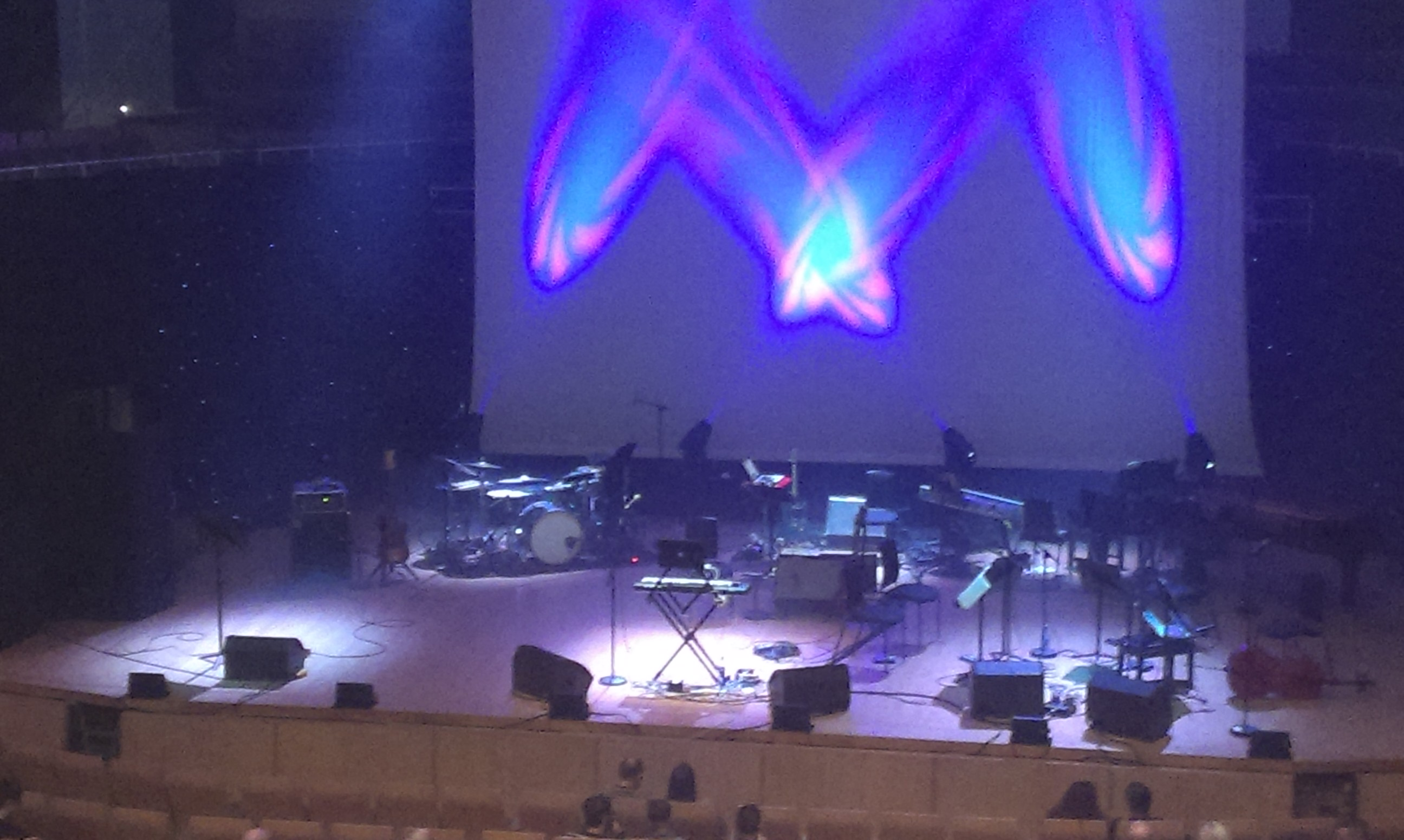 Clint Mansell at the National Concert Hall Dublin